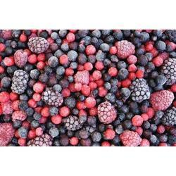 Frozen Mixed Berries Pulp