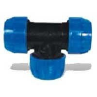 Compression Pipe Fitting ( Tee )