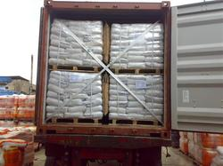 Export Container Lashing