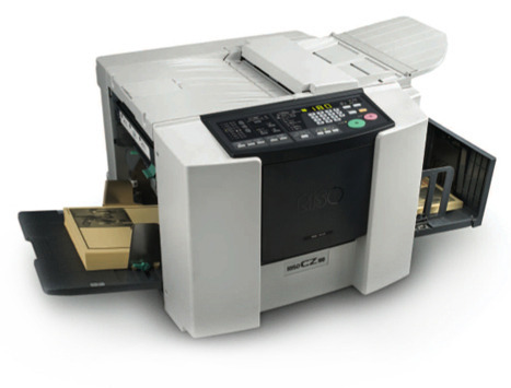 Digital Duplicator Machine, CV3230, Memory Size: 1 GB