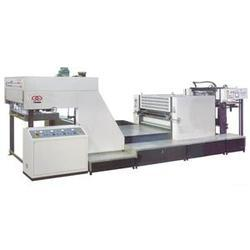Coater For Water-Based and UV Varnishing