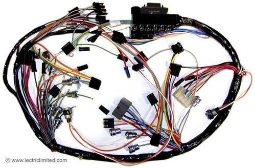 electric motors wiring harness 500x500 wiring harness exporter from vasai electrical harness at bayanpartner.co