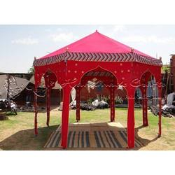 Designer Wedding Tent