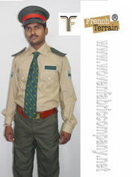 Teflon Coated Security Uniforms