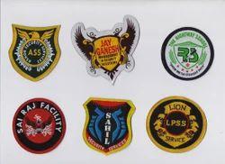 Laser Cut Badge