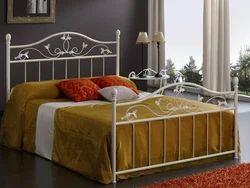 Ivory Flora Bed