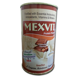 Protein Powder in Chocolate Flavor