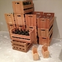 Wooden Wine Crates