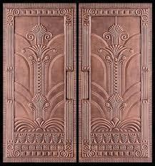 Wooden Carved Panel - Welcome Art 2