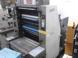 Hamada Alpha 58 Offset Printing Machines