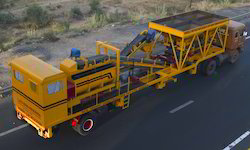 Portable Wet Mix Macadam Plant