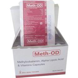Methylcobalamin Alpha Vitamin Capsules