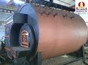 Husk Fired Boiler