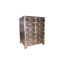Stainless Steel Dies & Punches Cabinet