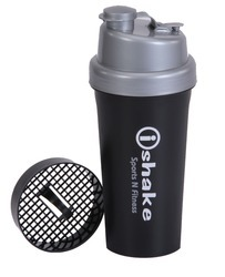 Sports Water Shaker Bottle