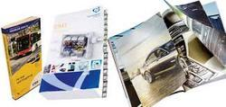 Commercial Catalogues Printing Services
