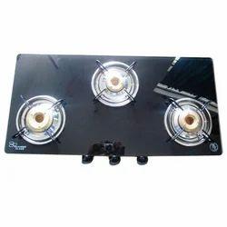 3 Burner Kitchen Gas Stove