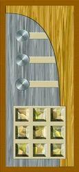 Laminated Door Paper
