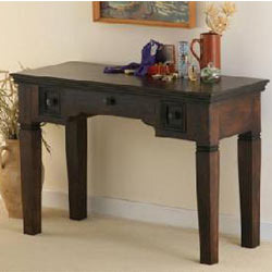 wooden tables - side wall table exporter from saharanpur
