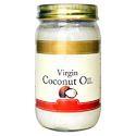 处女椰子油