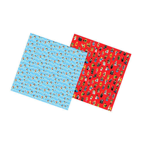 """TEAL GREEN Tissue Paper for Gift Wrapping 15/""""x20/"""" Sheets Eco-Friendly"""
