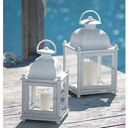 Outdoor Candle Lanterns