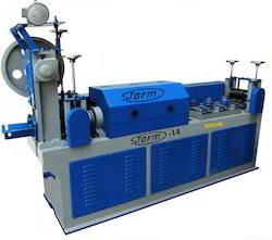STORM 14 Automatic Wire Straightening and Cutting Machine
