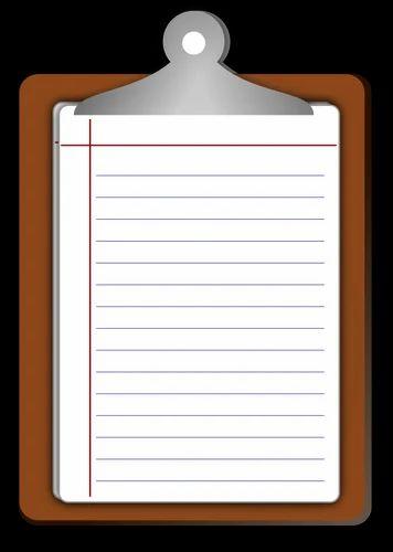 Writing Pad at Rs 150/piece | Haripura | Vadodara| ID: 7475468962