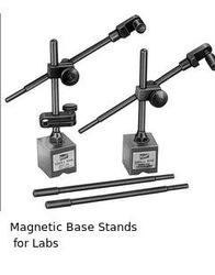 Magnetic Base Stands for Labs
