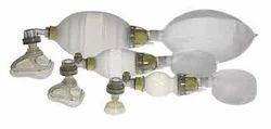 Silicone Resuscitator Complete Adult Set