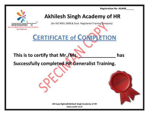 MBA / PGDM Certification Course in New Delhi, Akhilesh Singh Academy ...