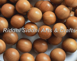 Indian Rosary Sandalwood  Beads