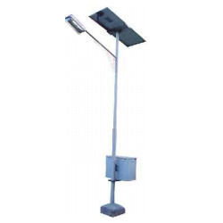 solar street lighting pole at rs 17000 piece solar street light