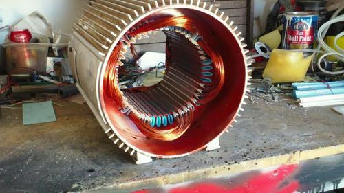 ac-motor-rewinding-500x500  Phase Wind Generator Wiring Diagram on 3 phase 2 pole synchronous generator, stator wiring diagram, generator stator winding diagram,
