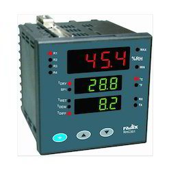 Relative Humidity and Temperature Indicator and Controller