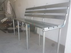 A K Enterprise Stainless Steel Bench