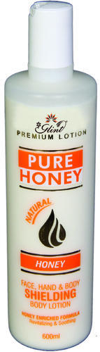 Glint Premium Pure Honey Lotion, Packaging Size: 500ml,600ml, Normal Skin
