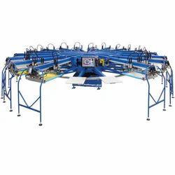 Automatic Screen Printing Machine Maintenance Service