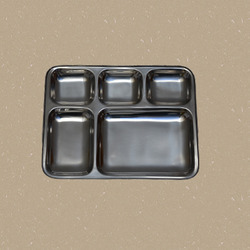 Five Grids Food Trays