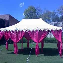 Portable Garden Tent