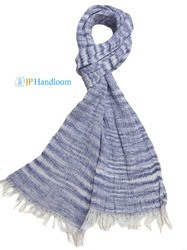 Tussar Silk Blended Wool Stole