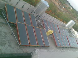 Solar Water Heater For Hotels