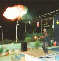 Jugglery Show Service