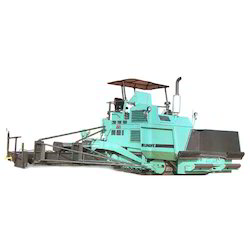Crawler Mounted Paver Finisher