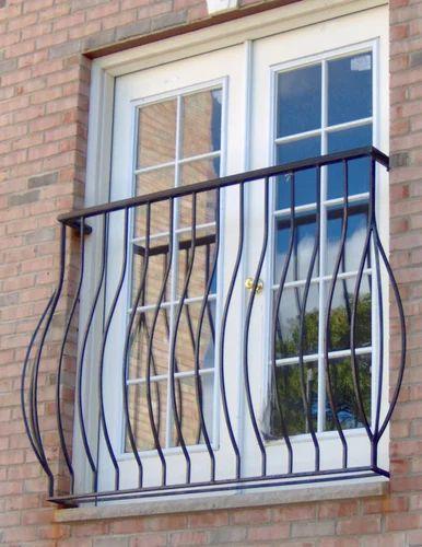 Balcony Window Grill Design: Manufacturer Of Window Grills & Balcony