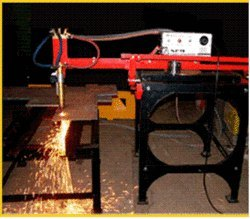 SPM Profile Cutting Machine