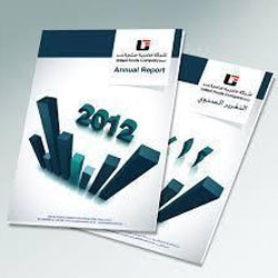 Annual Report Printing Service