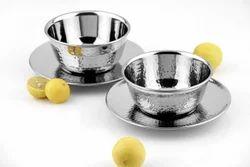 Steel Finger Bowls