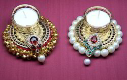 Fancy Decorative T-Lites Diyas