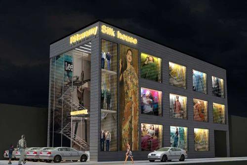 Commercial Building Design Services in Bengaluru, Design Lab